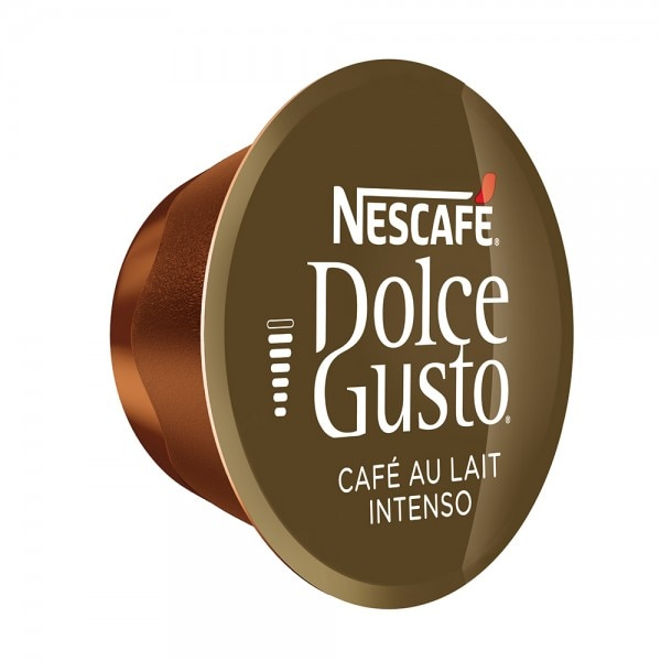 New!  Café au Lait Intenso