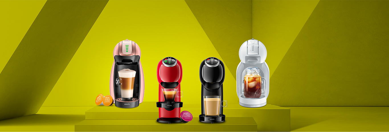 Coffee Machines Genio S