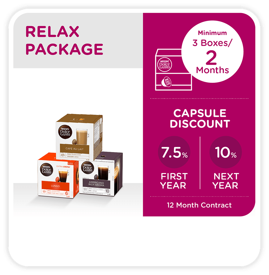 Relax Package