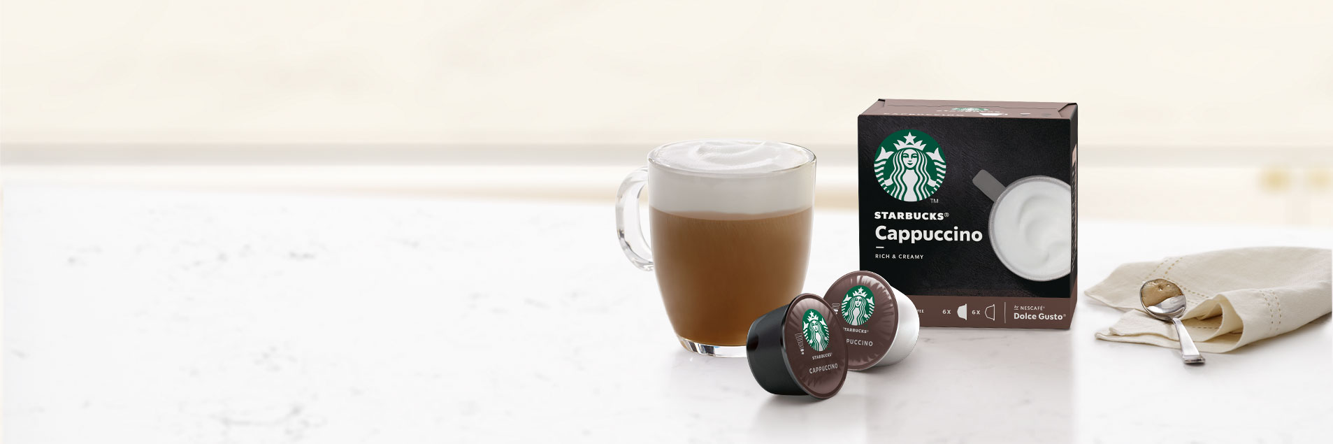 Take Your STARBUCKS® Coffee Home Today